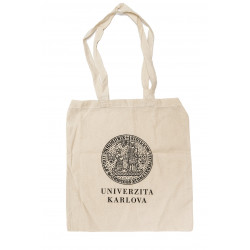 Women's T-shirt with the Big Seal of Charles University