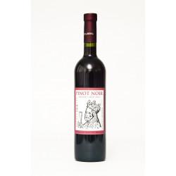 Červené víno Pinot Noir